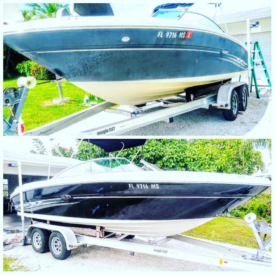 Sarasota Boat Detailing