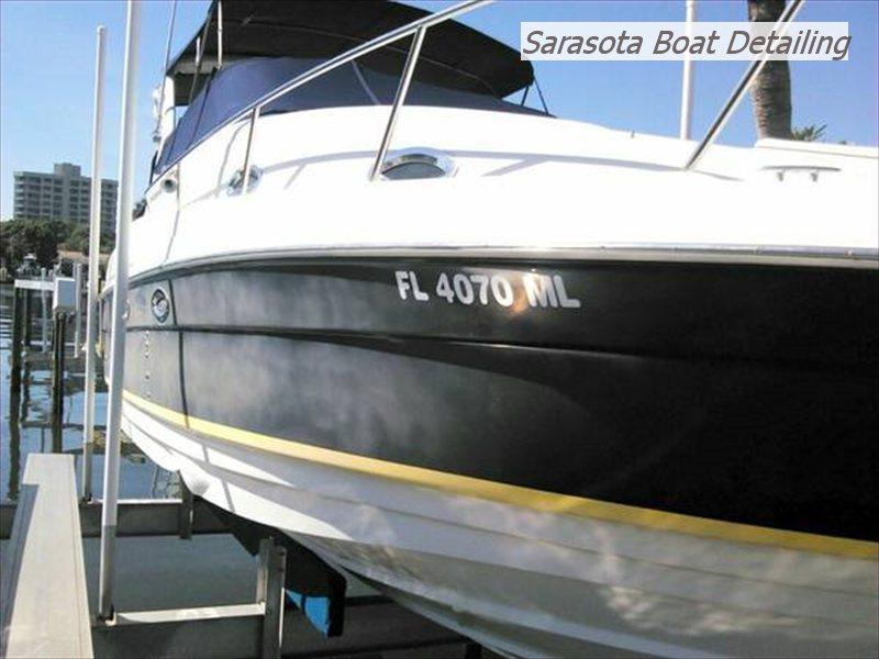 black oxidized Regal Longboat Key