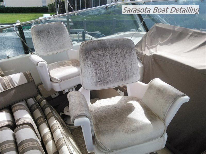 mildew seats